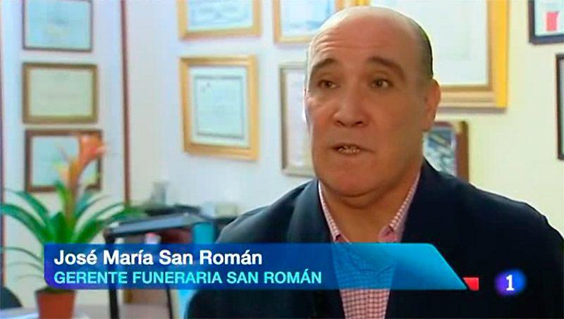 Entrevista a Jose Maria San Roman