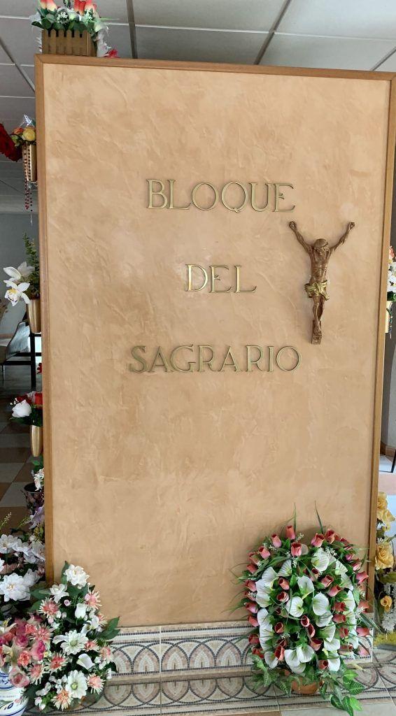 Crematorio bloque Sagrario
