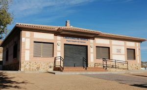 Tanatorio de Huerta de Valdecarábanos