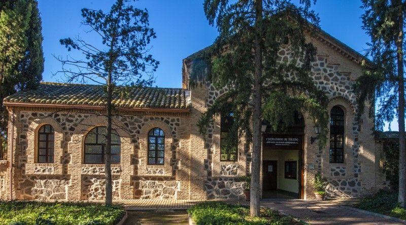 Crematorio Toledo exterior