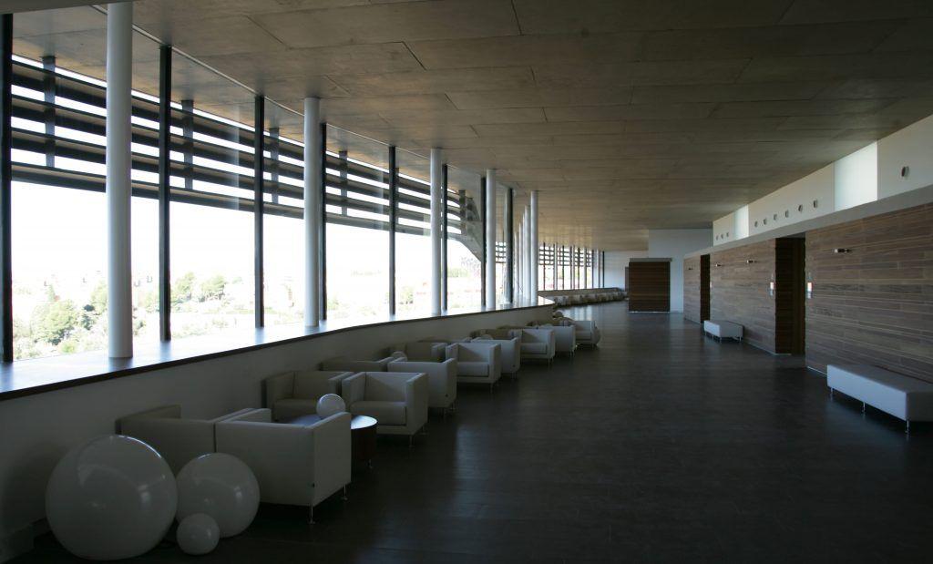 Tanatorio Toledo interior 4