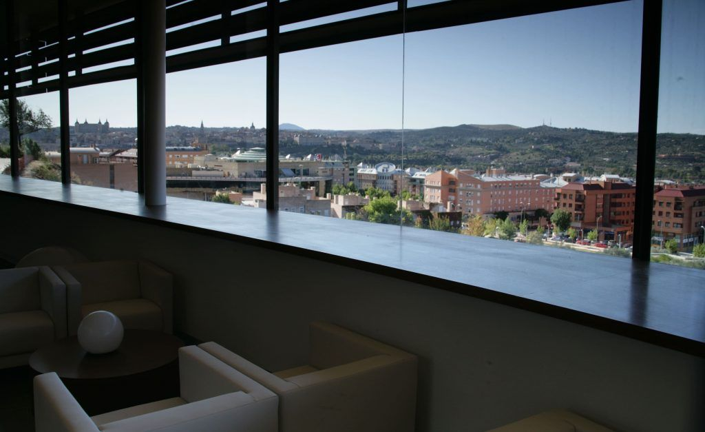 Tanatorio Toledo interior 3